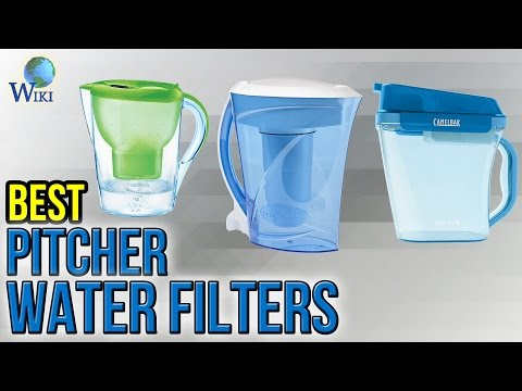 10 Best Pitcher Water Filters 2017