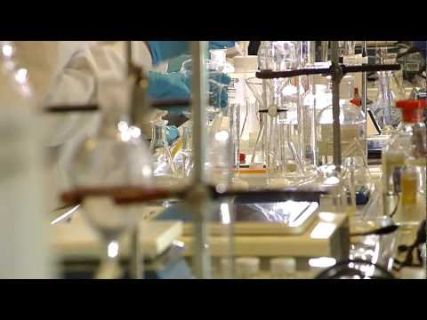 The School of Pharmacy at the University of Nottingham