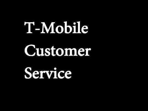 T-Mobile Customer Service call