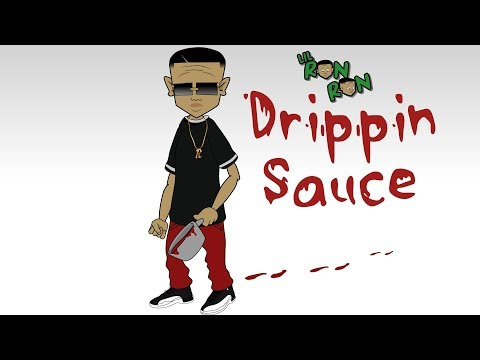 Lil Ron Ron - Drippin Sauce (Official Audio)