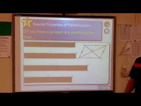 6 2 geo Properties of Parallelograms