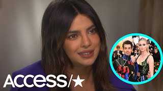 Priyanka Chopra Says Joe Jonas & Sophie Turner's Vegas Wedding Was 'So Jophie'