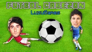 FUTBOL CABEZON con Willyrex - [LuzuGames]