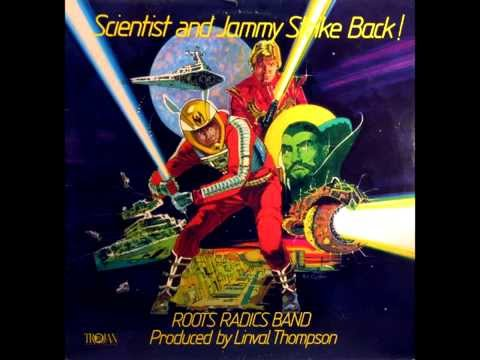 Scientist & Prince Jammy - Strike Back! - Album