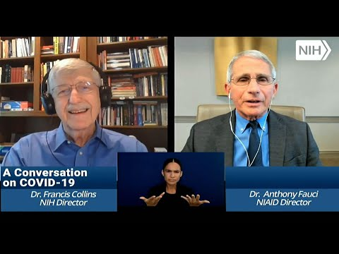 Fauci says state of virus in US is ''not good''