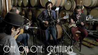 ONE ON ONE: Annie Keating - Creatures March 14th, 2016 City Winery New York