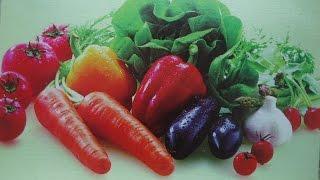 ОГОРОДНАЯ КУЛИНАРИЯ ОЛЬГИ ЧЕРНОВОЙ.  Весенний салат из листьев салата с яйцом и зеленым луком