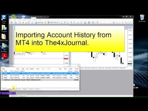 Forex history database download