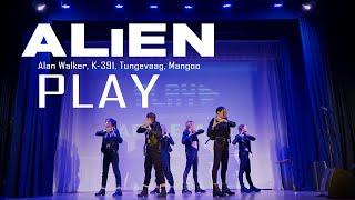 Download Mp3 Play - Alan Walker, K-391, Tungevaag, Mangoo | Alien | Euanflow Choreography | C