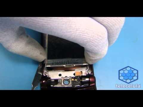 Tutorial de Desmontagem Motorola V8, V9