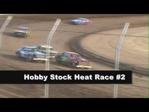 FLASHBACK FRIDAY, Grays Harbor Raceway, July 4, 2009, Hobby Stock Heat Races