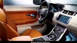 Best SUVs 2011 2012