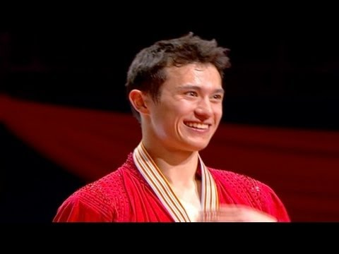 Patrick Chan repeats as World Champion - from Universal Sports