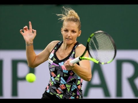 Elena Vesnina vs Kristyna Pliskova Highlights CHARLESTON 2018 HD