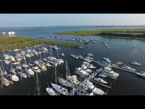 2019 US Open King Mackerel Fishing Tournament At Southport Marina