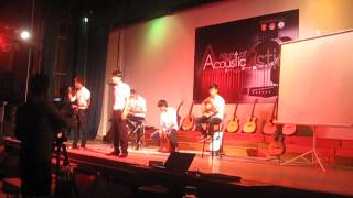 K'Bing ơi em hãy về - Night of Acoustic 2 - HUSC Guitar Club