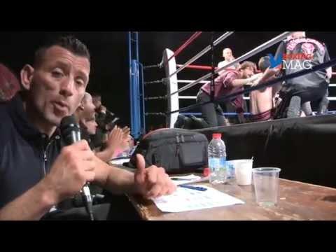 Boxing-Mag: gala ASL Boxing United le Mans 2015