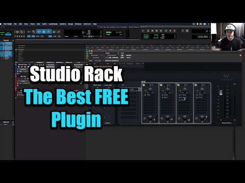 The Best FREE Plugin - Studio Rack
