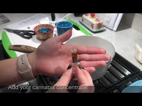 Making Canna Gummies!