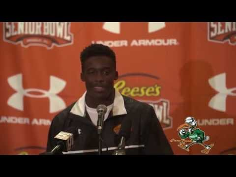 Phillip Dorsett Senior Bowl Press Conference