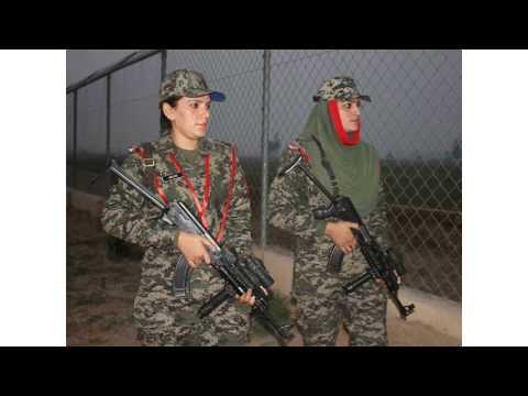 Army Girls Pakistan  (Rangers)
