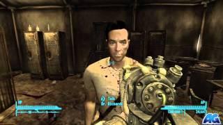 Fallout New Vegas Very HardCore Walkthrough: Medical Mystery