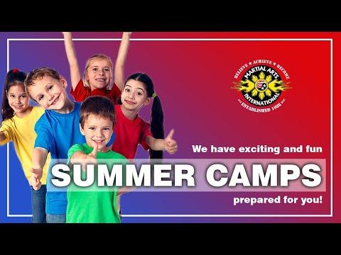 🆕 Omaha Summer Camps 2021