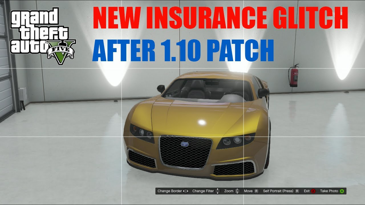 How To Get Car Insurance In Gta  Online