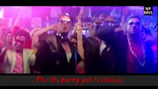 ▶ Party All Night Boss Latest Full Video Song HD with Lyrics Feat Honey Singh