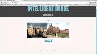 Intelligent Image (Oxford University Engineering Project)