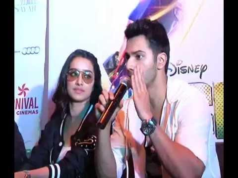 Sun Saathiya | sing rap song | Varun Dhawan & Shraddha Kapoor