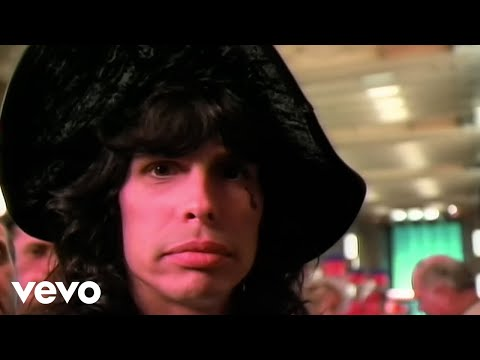 Aerosmith - Love In An Elevator (Official Music Video)