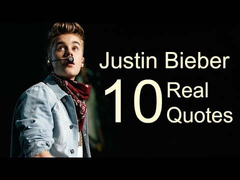 Justin Bieber   10 Real Life Quotes on Success | Inspiring | Motivational Quotes