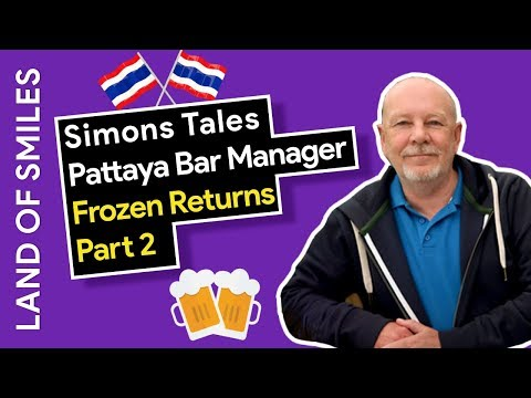 Simons Tales My First Bar Manager Job in Pattaya Thailand Part 2