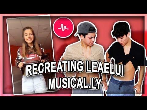 RECREATING LEAELUI MUSICAL.LYS