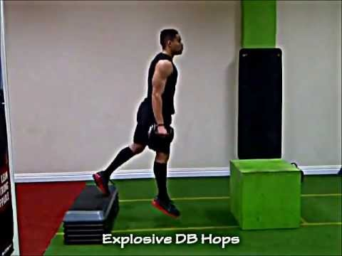 how to train legs to jump higher