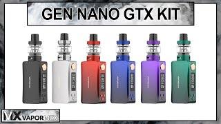 GEN Nano 80W GṪX Tank 22 Kit de Vaporesso