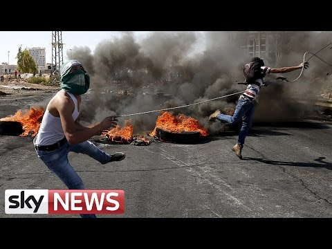Violence in Jerusalem And The West Bank Continues