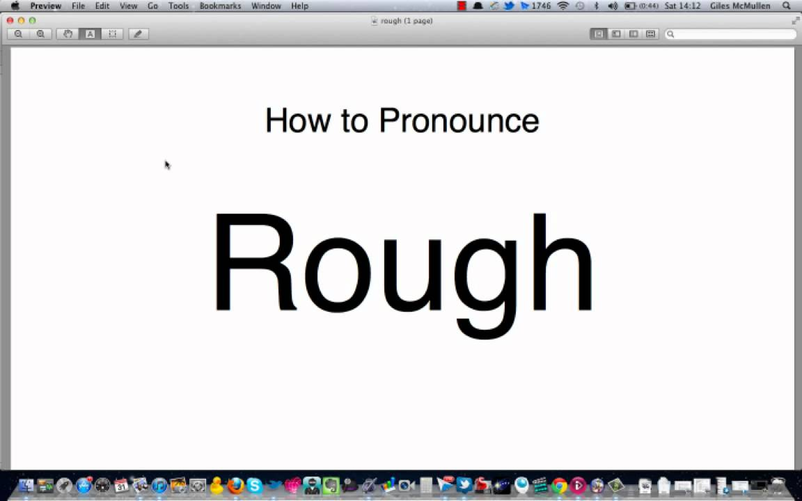 solved】How to pronounce rogue - How.co
