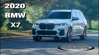 2020 BMW X7 Test Drive & Review