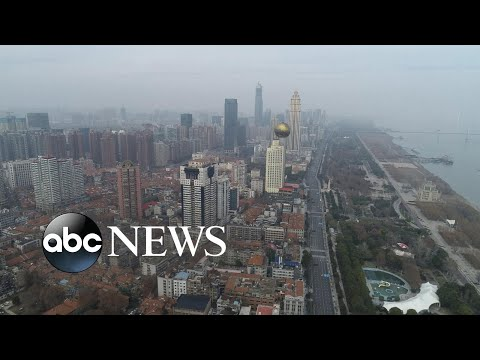 A close look at what life is like on the inside of an outbreak | ABC News Prime