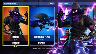 HOW TO GET NEW RAVEN SKIN FOR FREE In Fortnite - Fortnite Battle Royale Free Raven Skin Update