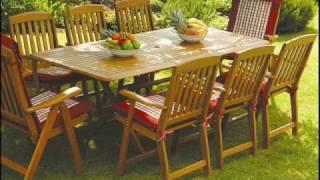 Garden Furniture Sets For Sale Video