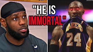 NBA Legends And Players Explain How SCARY GOOD PRIME Kobe Bryant Was
