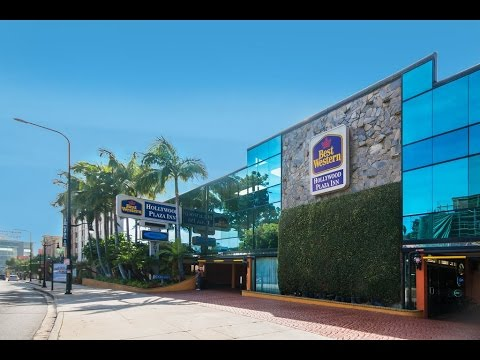 Best Western Hotel Los Angelos Plaza Inn