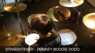 ストレイテナーのDONKEY BOOGIE DODOをドラムカバーしました。音質がど...