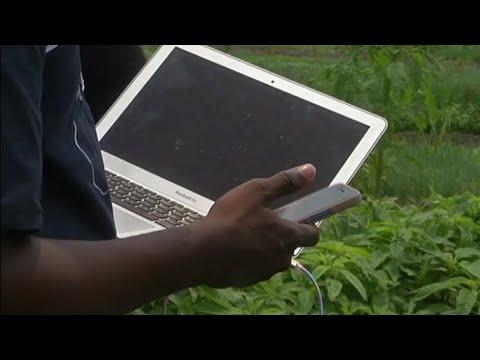 Congo, AGRI ZOOM VEUT RÉVOLUTIONNER L'AGRICULTURE