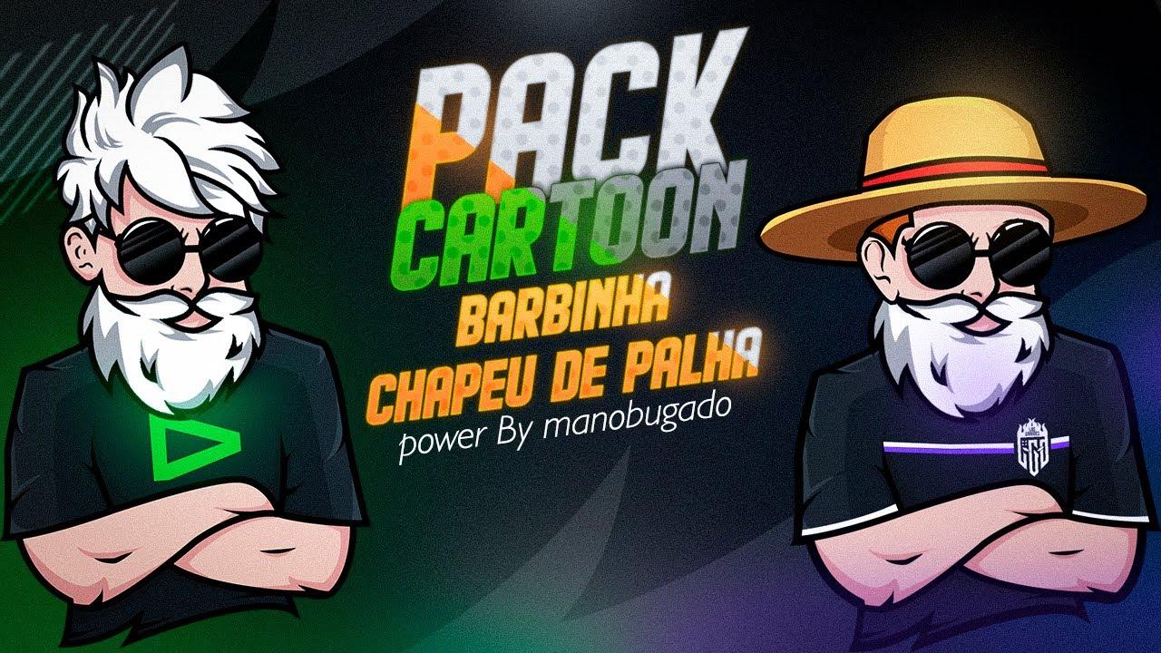 Pack Cartoon Edit No Celular Loud X Lgd Free Fire Desenhos Youtube