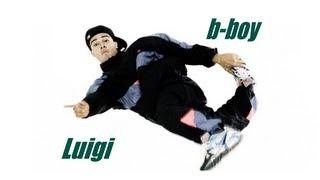 ** Bboy Luigi trailer 2013 ** SKMZ / SBR
