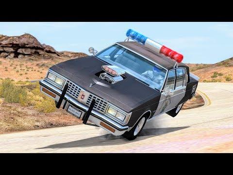 Loss of Control Crashes #1 – BeamNG Drive